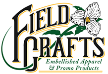 Custom T-Shirts, Screen Printing, Embroidery in Traverse City, MI | Field Crafts